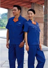 Quần áo bảo hộ vải denil