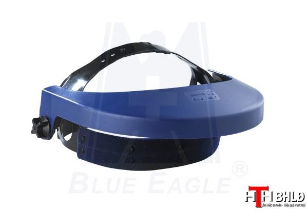 Khung Lo so gắn nón K4 blue eagle